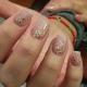 Gel Polish Design all Fingers