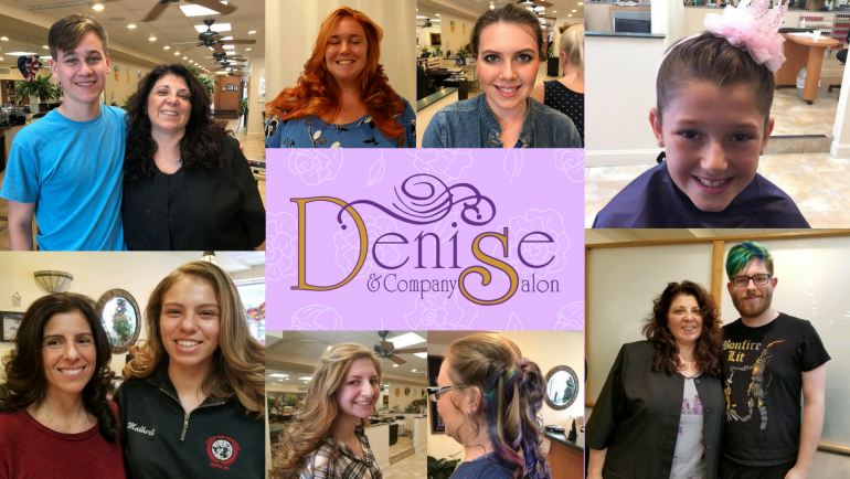 How to Book Online at Denise and Company Salon