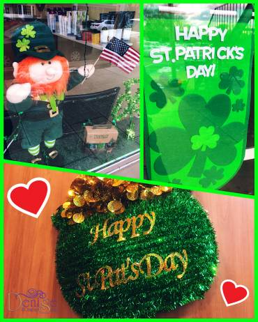 Happy Early St. Patrick's Day!