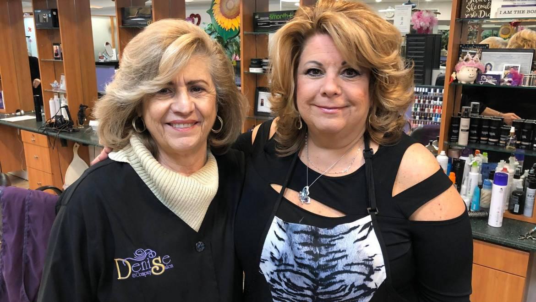 Welcoming Toni and Carol!